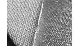 Putekļu bezmaksas azbesta audums