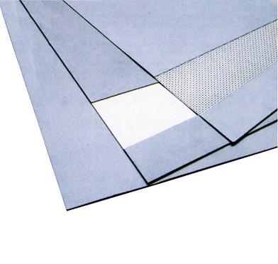 Grafīta loksnes ar metāla acīm