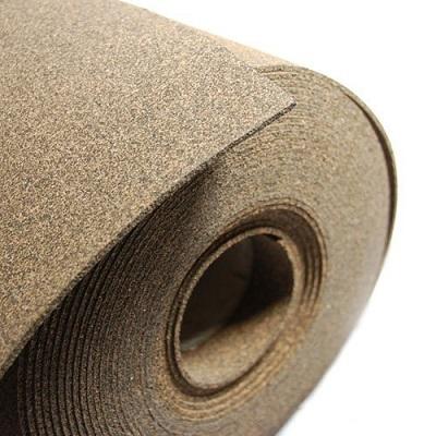 Neoprēna gumijas augstākās kvalitātes korķa gumijas loksnes